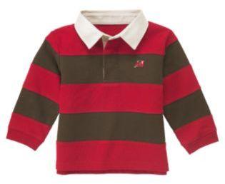 Pieced Rugby Shirt
