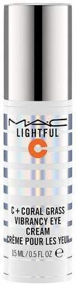Mac Lightful C + Coral Grass Vibrancy Eye Cream