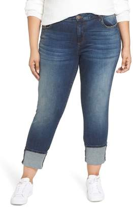 STS Blue Ashley Cuff Crop Jeans