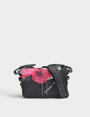 Off-White OFF WHITE Floral mini flap bag