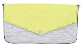 Louis Vuitton 2016 Epi Pochette Félicie