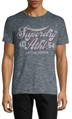 Superdry Athletic Club Heathered Tee