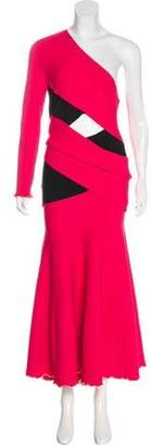 Proenza Schouler 2017 One-Shoulder Dress w/ Tags