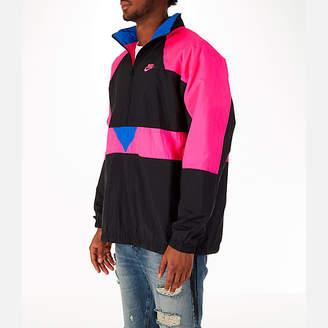 Nike Men's Sportswear Vaporwave Wind Jacket