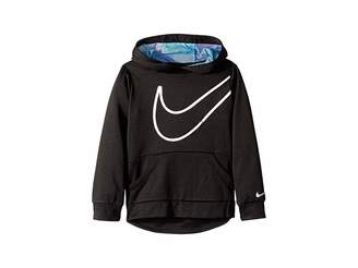 Nike Therma Tunic Hoodie Pullover (Little Kids)