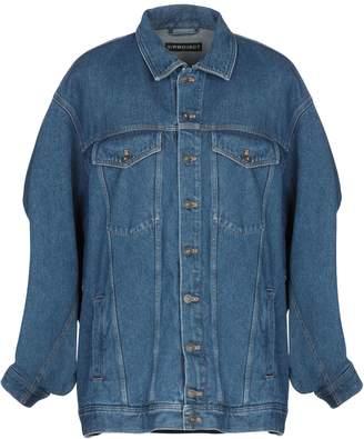 Y/Project Denim outerwear