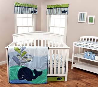 Trend Lab Anchors Away 3 Piece Crib Bedding Set