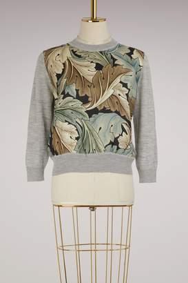 Loewe William Morris sweatshirt