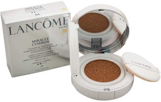 Lancôme 0.51Oz #04 Beige Miel Miracle Cushion Liquid Compact Spf 23