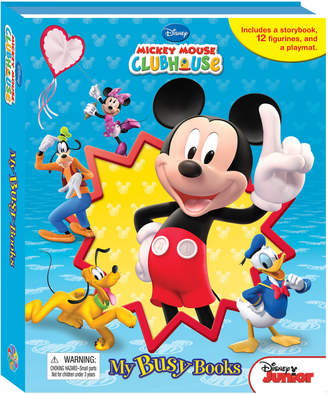 Mickey Mouse My Busy Books