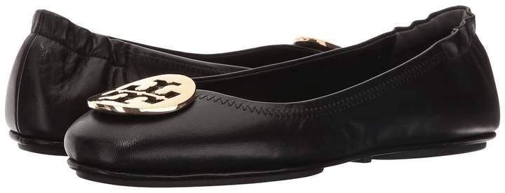 Tory Burch - Minnie Travel Ballet Flat Women's Shoes
