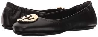 Tory Burch Minnie Travel Ballet Flat Women's Shoes