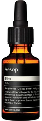 Aesop 'Shine' Hair Oil $35 thestylecure.com