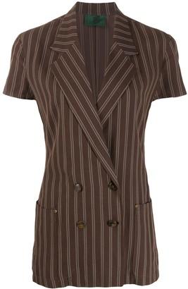 Jean Paul Gaultier Pre-Owned 1990s Short sleeved blazer