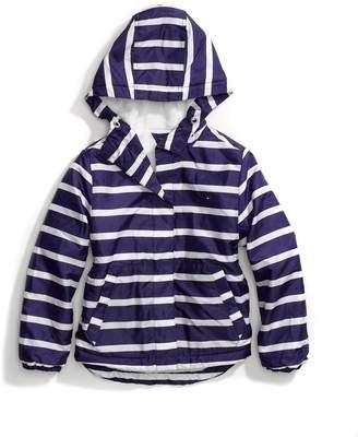 Tommy Hilfiger Fleece-Lined Hooded Jacket