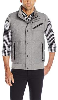GUESS Men's Carter Quilted Vest