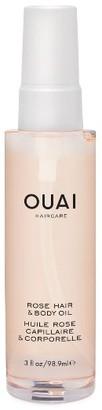 Ouai Rose Hair & Body Oil $32 thestylecure.com