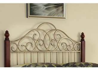 St. Ives Home Styles Queen/Full Headboard, Cinnamon/Cherry/Aged Gold