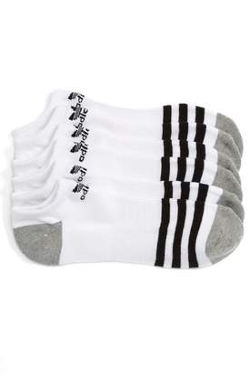 adidas Roller 3-Pack No-Show Socks