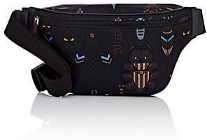 Fendi Men's Super Bugs Belt Bag - Black