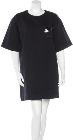 Marc JacobsMarc Jacobs Short Sleeve Shift Dress