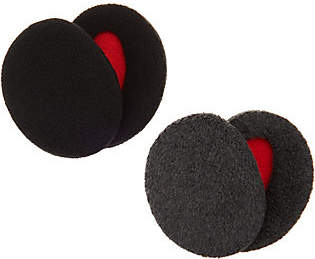 Sprigs Set of 2 Pairs of Fleece Earbags Linedwith Thinsulate