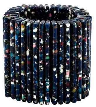 Missoni Speckled Resin Stretch Bracelet