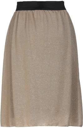 Dixie Knee length skirts - Item 35341930BQ