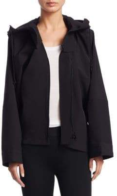 Y-3 Two-Layer Hooded Jacket