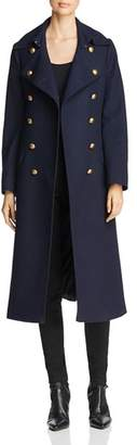 Burberry Brigadier Wool Military Coat