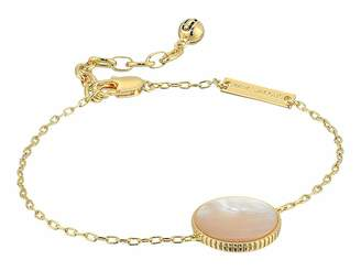 Marc Jacobs Medallion Chain Bracelet