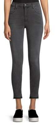J Brand Distressed Stretch Jeans