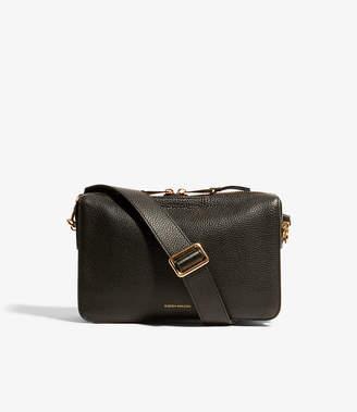 Karen Millen Compartment Leather Bag