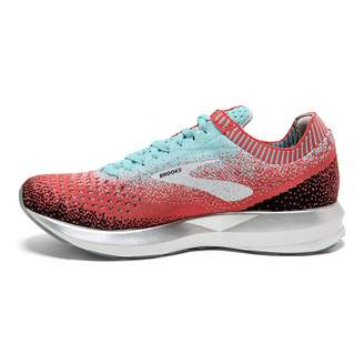 Brooks Women's Levitate 2 Running Shoe (BRK-120279 1B 4083450 7 PNK/BLK/AQU)