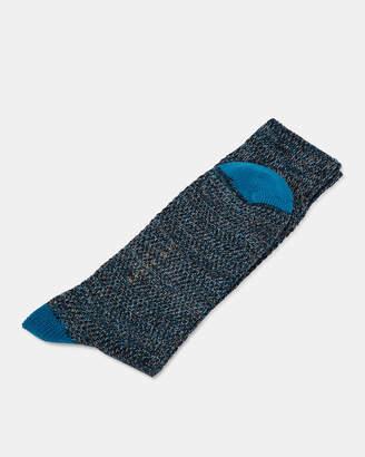 Ted Baker FORTI Spot print cotton socks