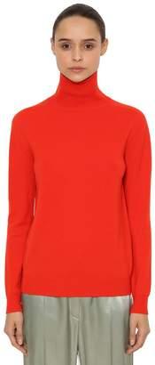 Jil Sander Cashmere Knit Turtleneck Sweater