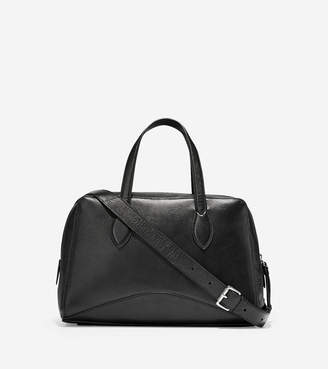 Cole Haan ZERGRAND Leather Satchel
