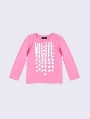 KIDS Diesel T-shirts and Tops 00YI9 - Pink - 24M