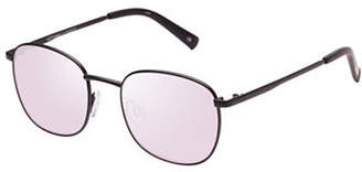 Le Specs Neptune 49mm Aviator Sunglasses