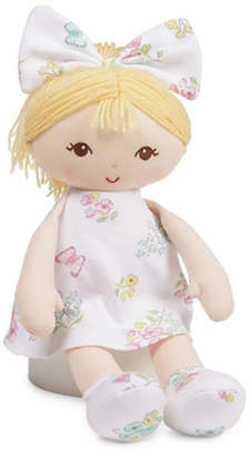 Little Me Blonde Plush Doll