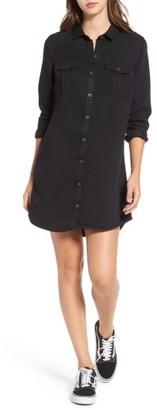 Women's Obey Jett Shirtdress $80 thestylecure.com