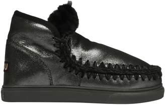 Mou Eski Slip-on Sneakers