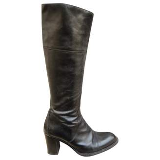 Sartore Leather riding boots
