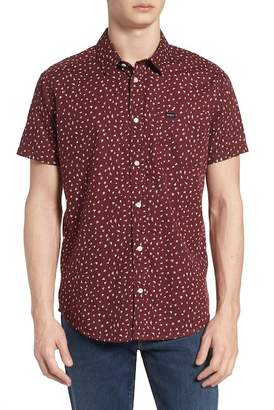 RVCA Triangle Geo Woven Shirt