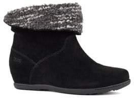 Cougar Fiddler Winter Fashion Suede Boots