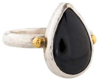 Gurhan Black Spinel Cocktail Ring