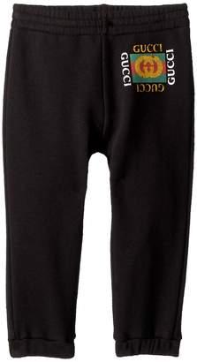 Gucci Kids Jogging Pants 509179X3L00 Kid's Casual Pants