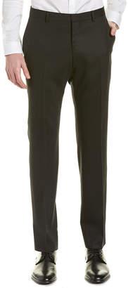 Z Zegna Slim Wool-Blend Trouser