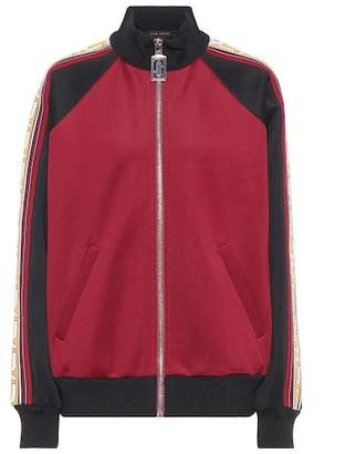 Marc Jacobs Jersey track jacket