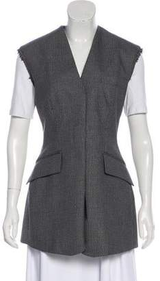 Stella McCartney 2018 Wool-Blend Sleeveless Vest w/ Tags